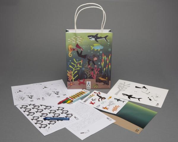 Activity Bags - Einzel: Unterwasser