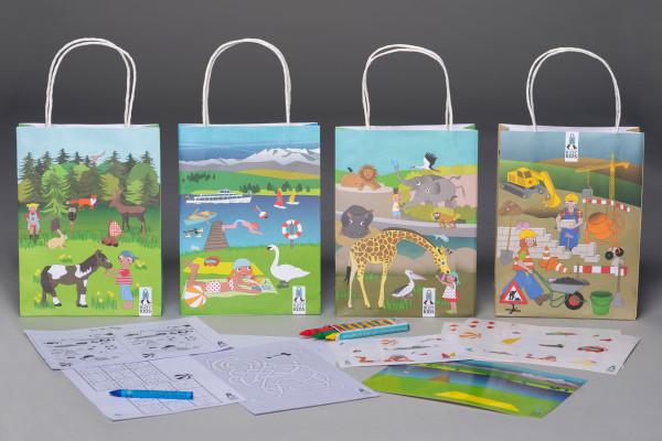 Activity Bags - Paket Design 3 (à 200 Stück) - Zur Zeit in der CH nicht verfügbar!