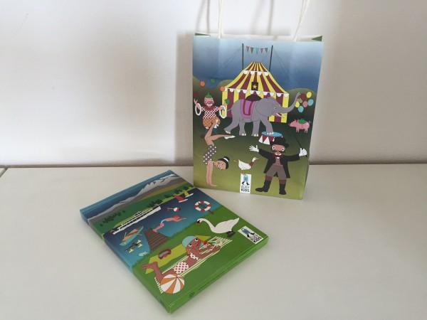 Muster Bag & Box - nur für Geschäftskunden