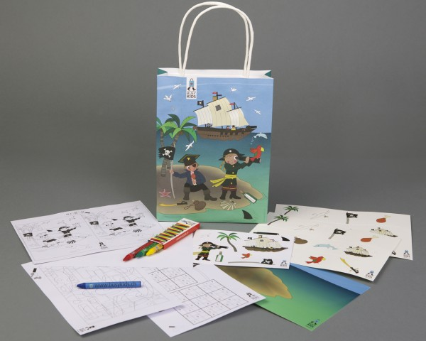 Activity Bags - Einzel: Piraten