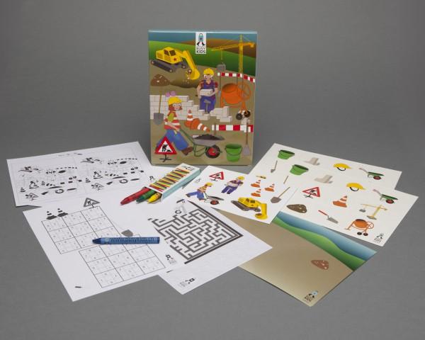 Activity Box - Einzel: Baustelle